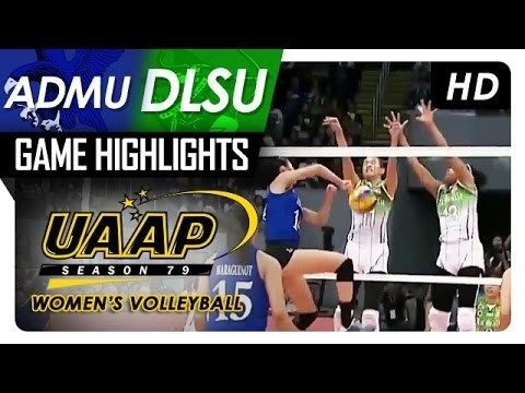 ADMU vs DLSU | Game Highlights | UAAP 79 WV | March 4, 2017 - WATCH VIDEO HERE -> http://philippinesonline.info/trending-video/admu-vs-dlsu-game-highlights-uaap-79-wv-march-4-2017/   Subscribe to ABS-CBN Sports And Action channel! –  Watch the full episodes of UAAP 79 on TFC.TV and on IWANT.TV for Philippine viewers, click:  Visit our website at Facebook: Twitter: Instagram:  Video credit to the YouTube channel owner