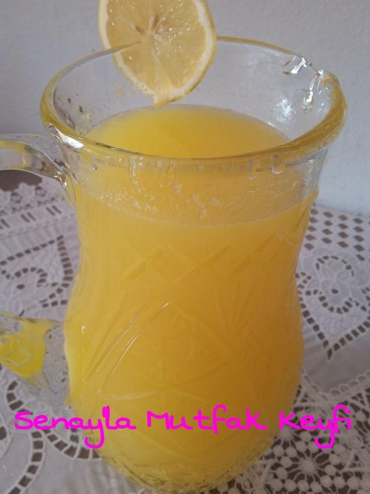 Buzluk Limonatasi Nasil Yapılır?