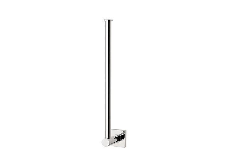 Radii Square Spare Toilet Roll Holder Chrome - Cooks Plumbing