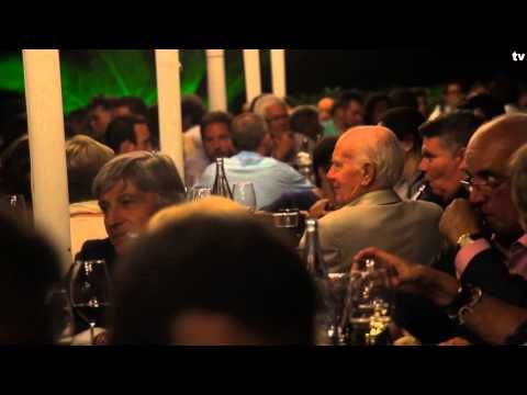 G&P en la Cena anual del Tenis 2015 del Real Club de Polo #HoyOnlineTV #videos #videomarketing