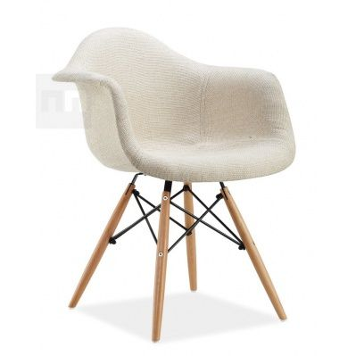 Jídelní židle BONO krémová