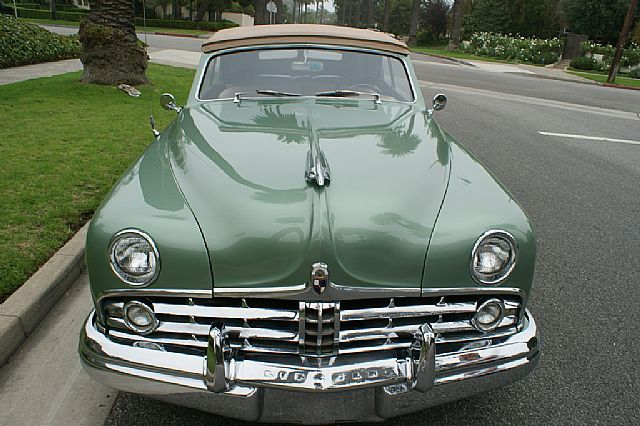 1949 Lincoln Continental for Sale | 1949 Lincoln Continental For Sale Santa Monica, California