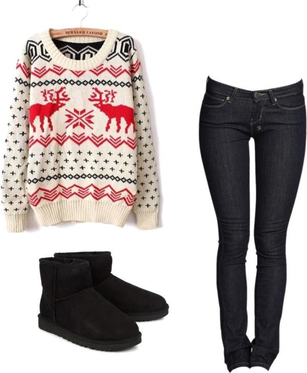 Winter sweater!