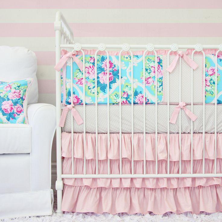rileyu0027s rose baby bedding