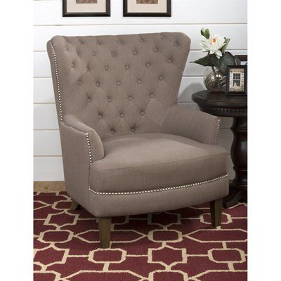 Jofran CONNER-CH Upholstered Accent Chairs Conner Accent Chair