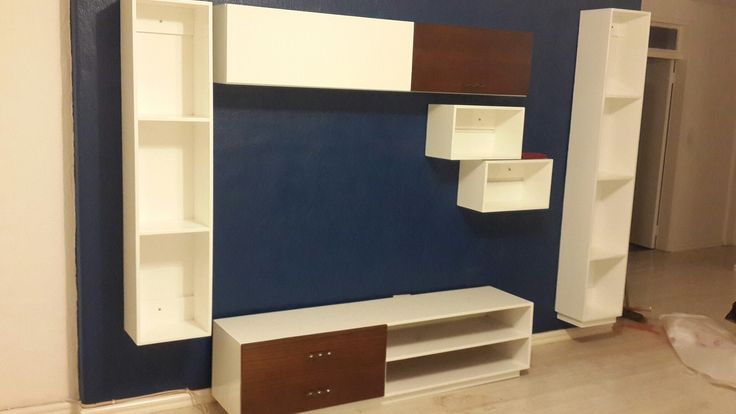 TV set unit by sendeebeekoco