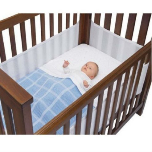 Buy Airwrap 2 Sided Cot Protector from our Cot Bumpers range - Tesco.com