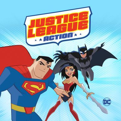 New Justice League Action Online Animated Shorts Episode  The Goddess Must Be Crazy