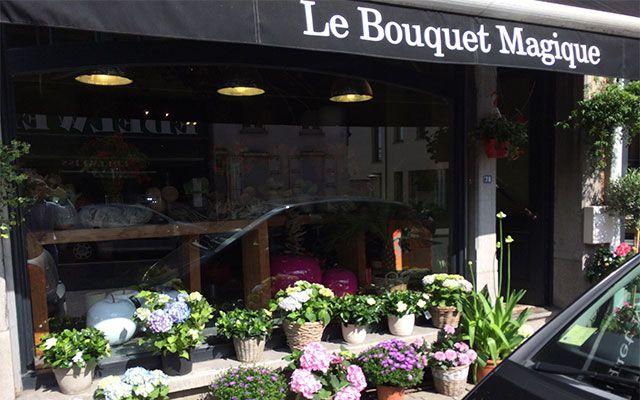 Le Bouquet Magique La Hulpe - Brabant Wallon