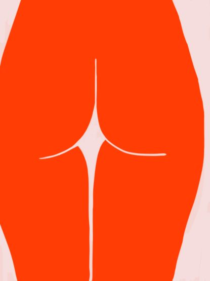graphic design, illustration, poster, orange