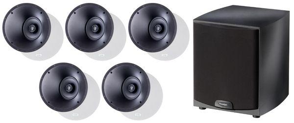 Paradigm In-Ceiling Speaker Bundle (CS-60R-30)