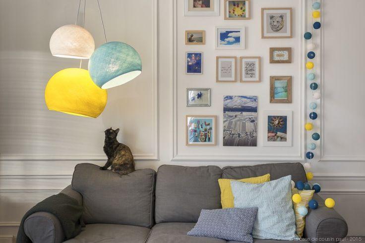 lampes coupoles | la case de cousin paul