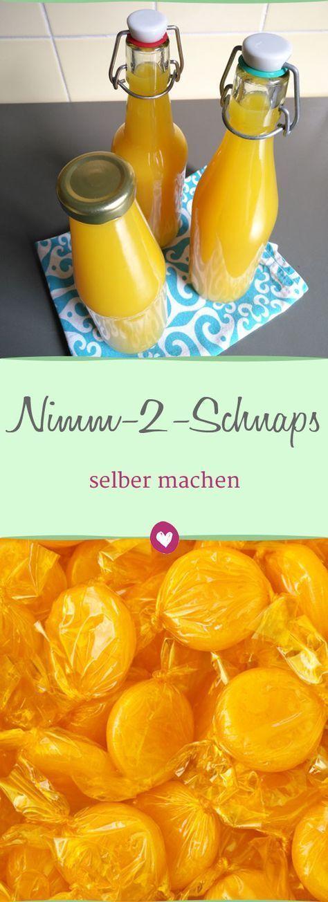 Nimm-2-Schnaps zum selber machen und perfekt zum verschenken #ostern #karneval – Getränke | drinks | beverages