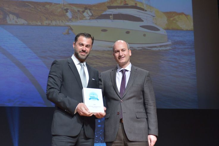 Tourism Awards 2016: Caldera Yachting Hits Gold in 'Customer Services' Category