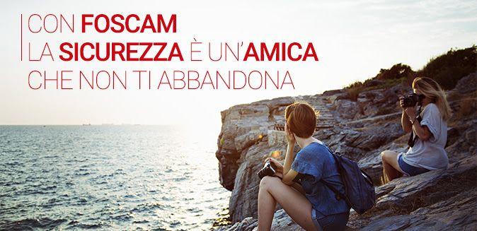Sei pronto per le vacanze? Hai messo al sicuro la tua casa? Vieni a scoprire i nostri sistemi di sicurezza, troverai sicuramente la soluzione migliore per la tua protezione #Promo #Foscam #videosorveglianza #casa #ufficio #Italia #telecamere #IPCam
