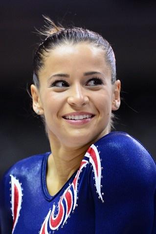 Best Of The U.S. Olympic Gymnastics Trials - Alicia Sacramone