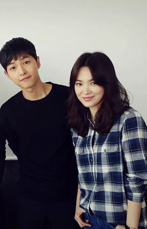 Descendants of the sun Songjoongki Songhyekyo
