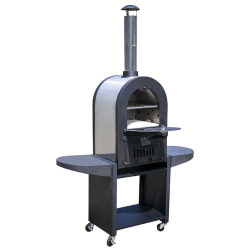La Hacienda Stainless Steel Romana Pizza Oven