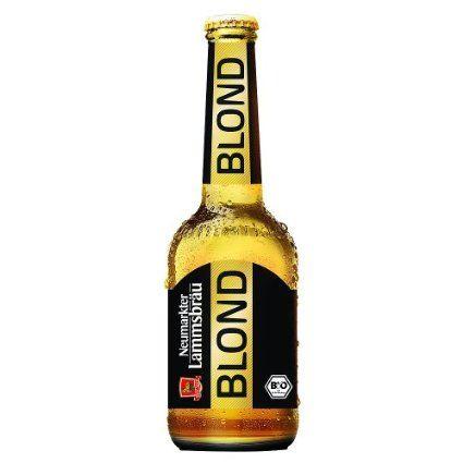 Lammsbräu Öko Blond 0,33l: Amazon.de: Lebensmittel & Getränke