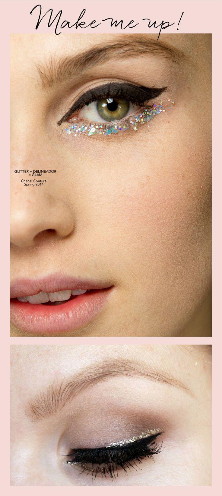 Maquiagem: 6 inspirações cheias de glamour
