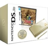 Nintendo DS Lite Gold with Legend of Zelda: Phantom Hourglass (NDS Bundle) (Video Game)By Nintendo