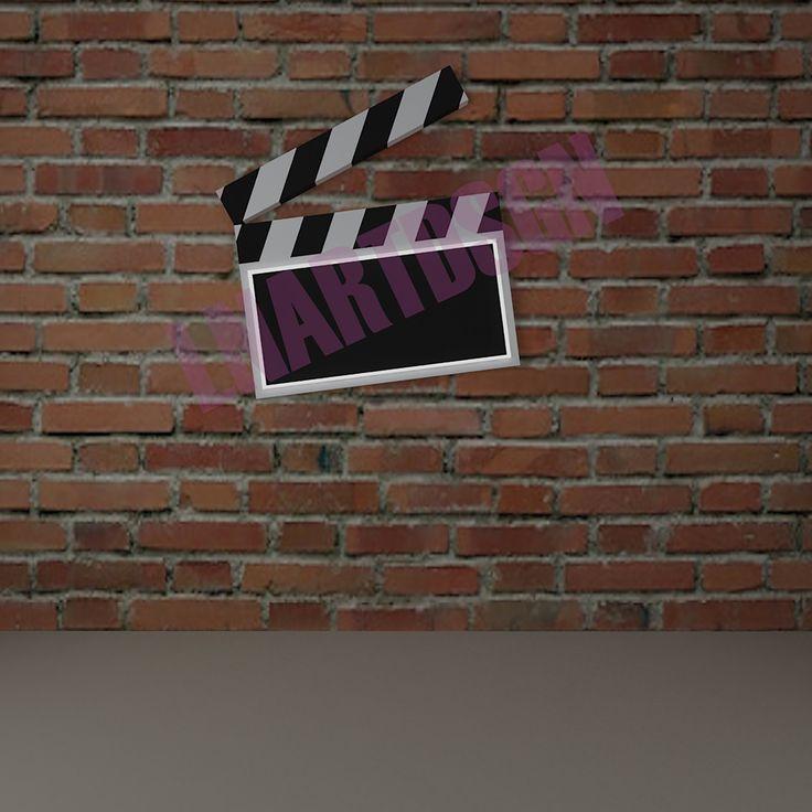cinema,wall board vector file, illustration,art,vectorel design,Laser cut, pattern file,Digital Download,dwg,3ds,png,pdf,jpg,decoration