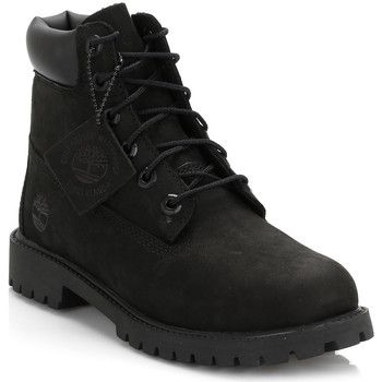 Boots Timberland Junior Noire 6 Inch Premium Bottes Imperméables Timberland_539 156.79 €