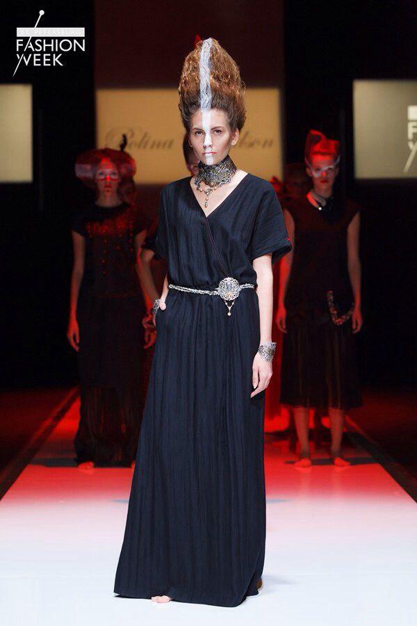 Пресс-показ POLINA RAUDSON  www.spbfashionweek.ru #spbfw #fashionweek #ss15 #raudson