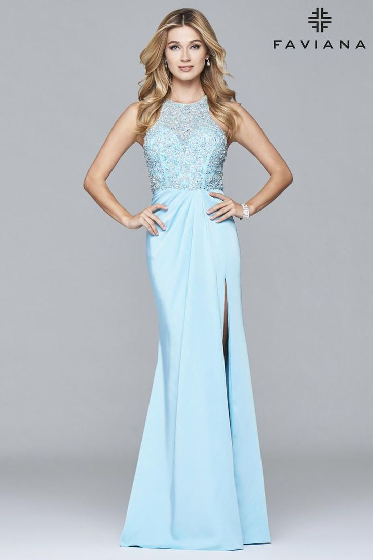 93 best Faviana Spring 2017 images on Pinterest   Party wear ...