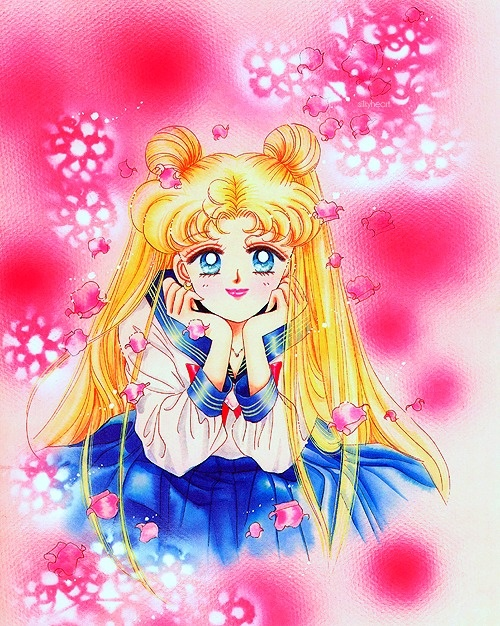 Sailor Moon by Naoko Takeuchi. My favorite manga of all time.