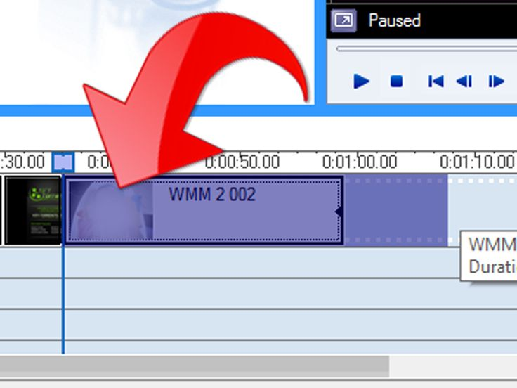 How to Chroma Key in Windows Movie Maker -- via wikiHow.com