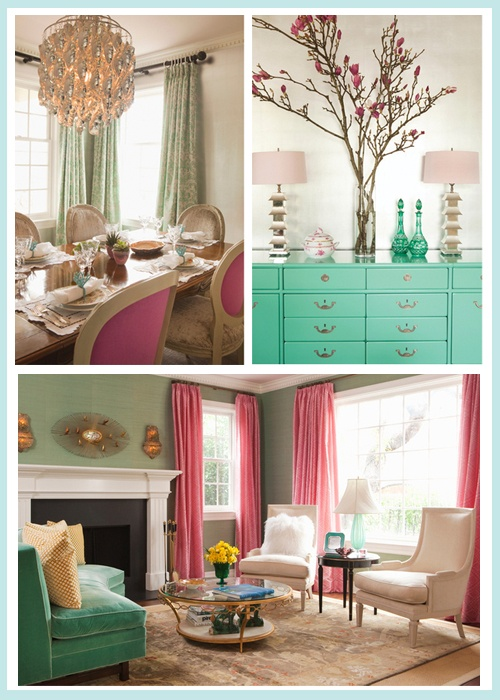 pink and aqua living room 141 best interiores_complementarios images on Pinterest | Color schemes, Arquitetura and
