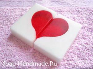 Мыло для влюбленных