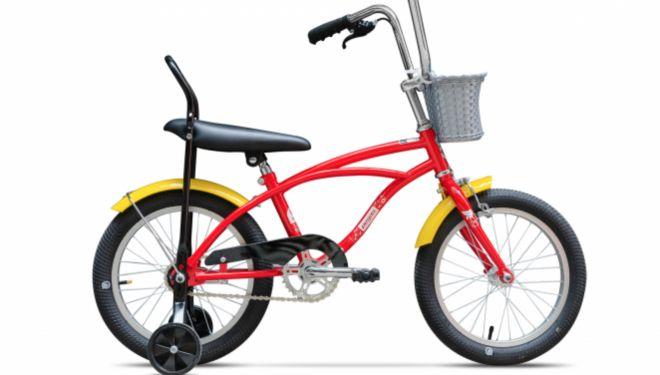 Care e legătura dintre Pegas, cea mai cool bicicletă din copilăria părinților, și Timișoara