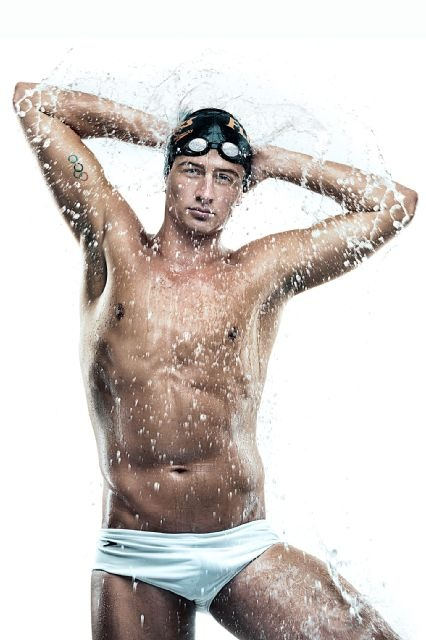 Ryan Lochte: People like him just make the Olympics so interesting ;)