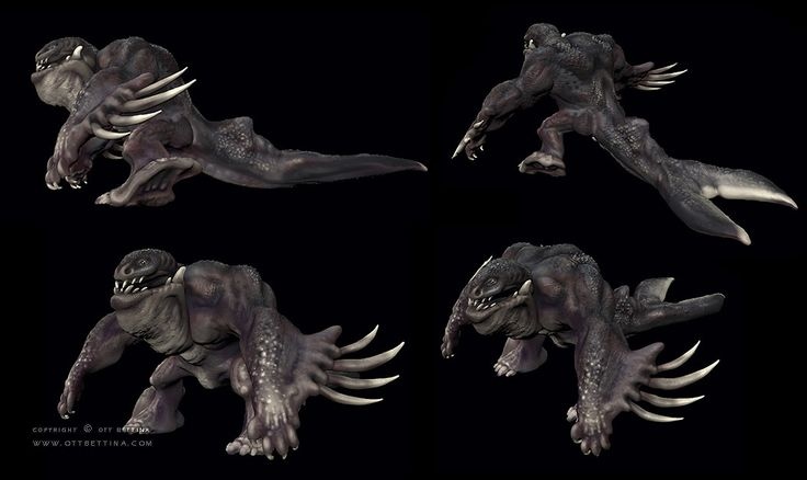 129 Best Images About Chimera Animal Creature 3d On