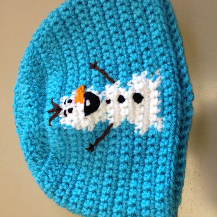 Free Knitting Pattern For Olaf Hat : 25+ Best Ideas about Crochet Olaf on Pinterest Frozen crochet, Crochet olaf...