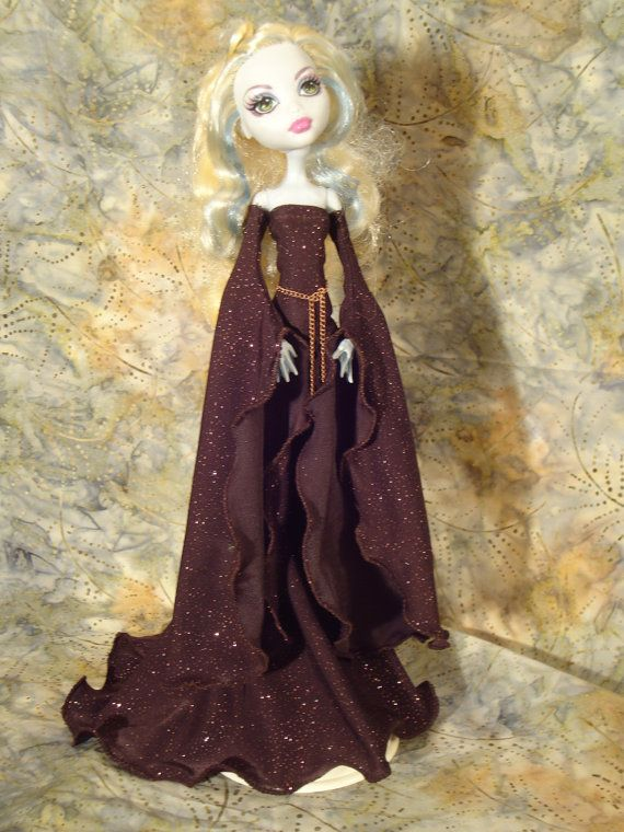 Gown for Monster High Doll