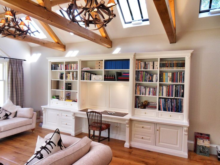 Our Elegant Bookcase And An Inspiring Worke