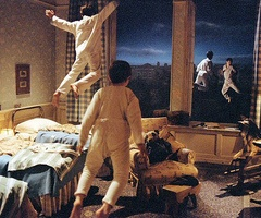 how high the moonPan Inspiration, Findingneverland, Peter O'Tool, Peterpan, Second Stars, Movie Inspiration, Finding Neverland, Neverland Johnny, Peter Pan