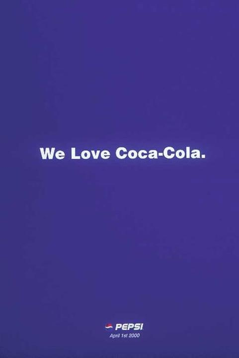 Pepsi - April 1st #quotes #inspirationalquotes #whattheysay