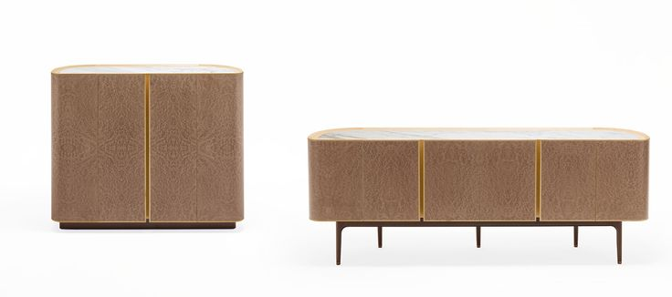 Giorgetti, made in Italy: Moore cabinet, project by Roberto Lazzeroni.