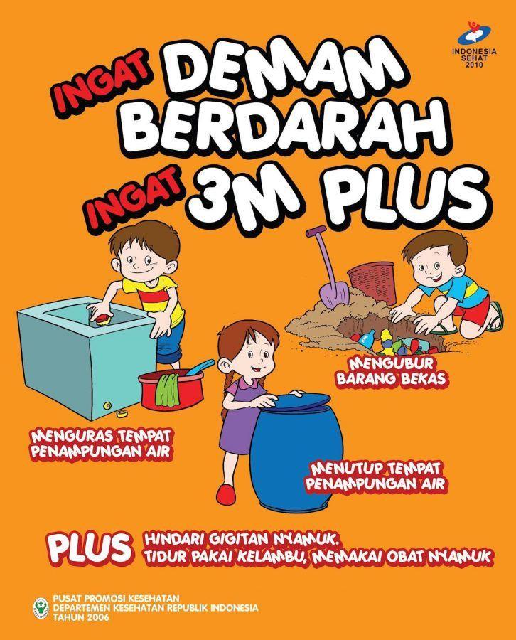 Gambar Kartun Poster Tentang Covid 19 Untuk Anak Sd