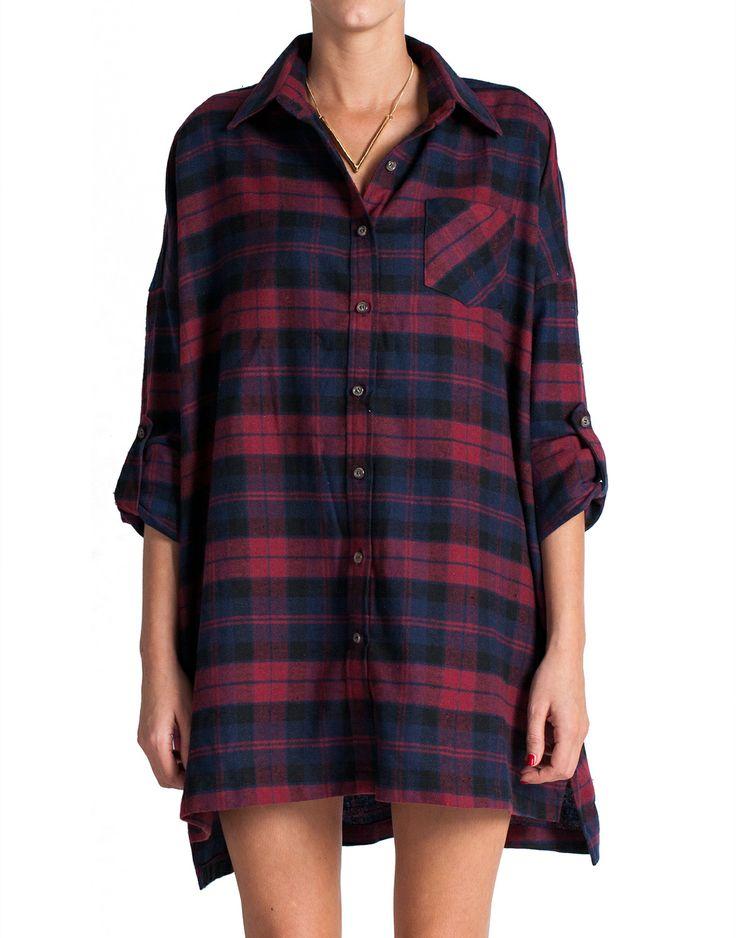 17 best ideas about flannel shirt dresses on pinterest