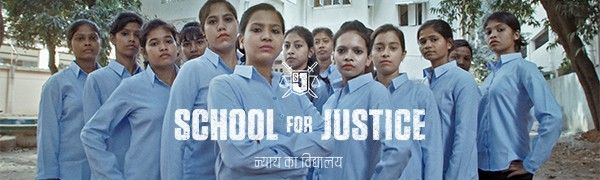 06/04/17: In April 2017, J. Walter Thompson Amsterdam went beyond the traditional ad campaign for India's burgeoning 'Free a Girl Movement' with its work to create a School for Justice where victims of child prostitution in India are taught law, enabling them to prosecute the criminals responsible.