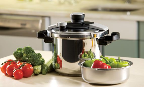 Cucinare con la pentola a pressione: 5 ricette light e veloci   Cambio cuoco