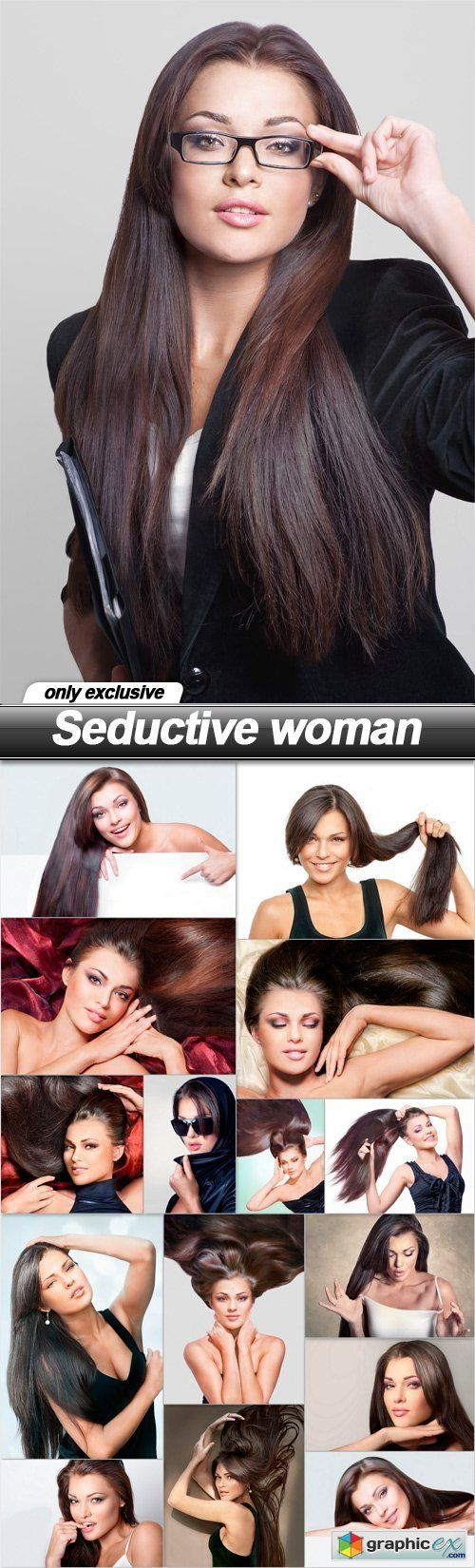 Seductive woman  16 UHQ JPEG  stock images