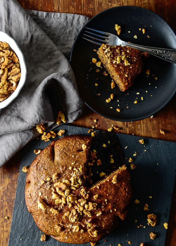 Ευκολη καρυδοπιτα με ελαιολαδο & μελι, χωρις ζαχαρη | Real Family Food