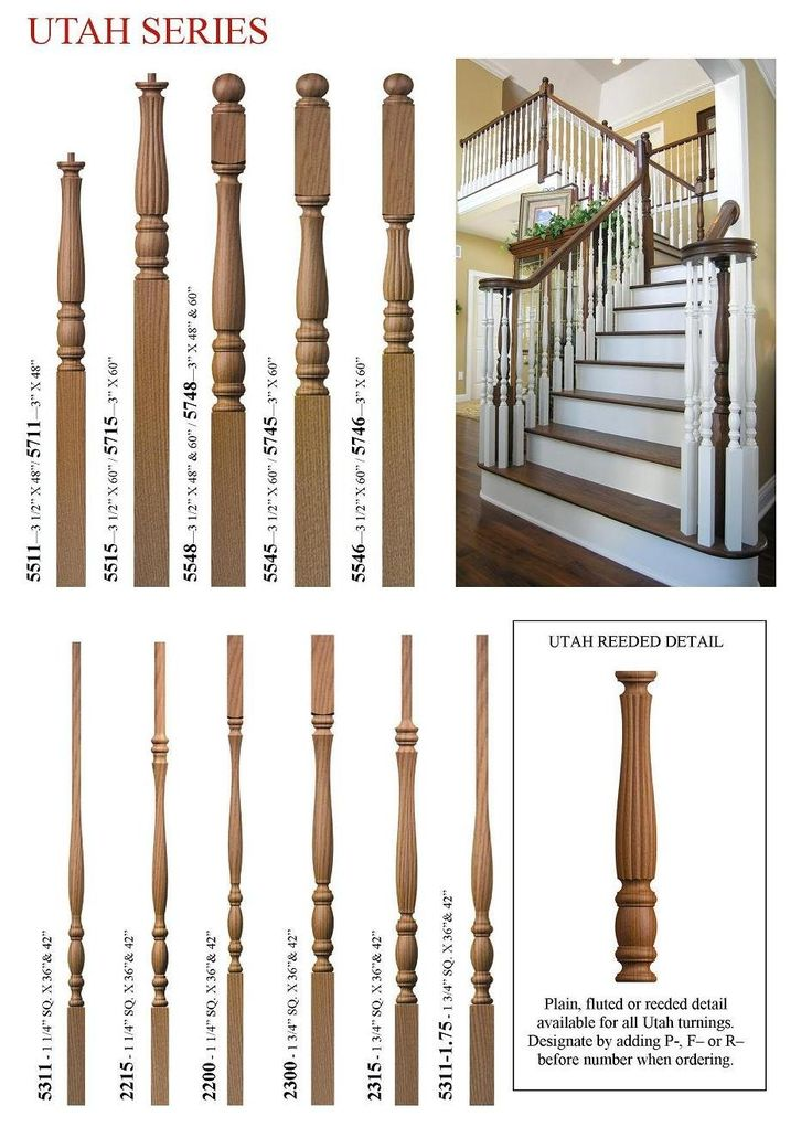 Best 15 Best Wood Iron Stair Baluster Styles New Jersey Images 400 x 300