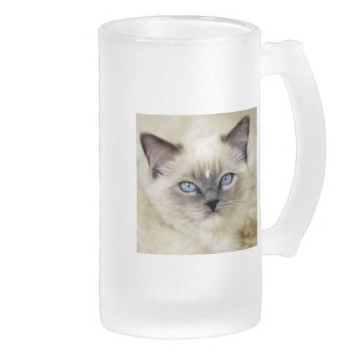 Your Custom 16 oz Frosted Glass Mug